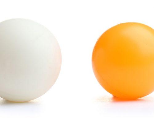 Repara una pelota con agua