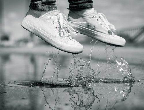 Convierte tus zapatillas normales a unas impermeables